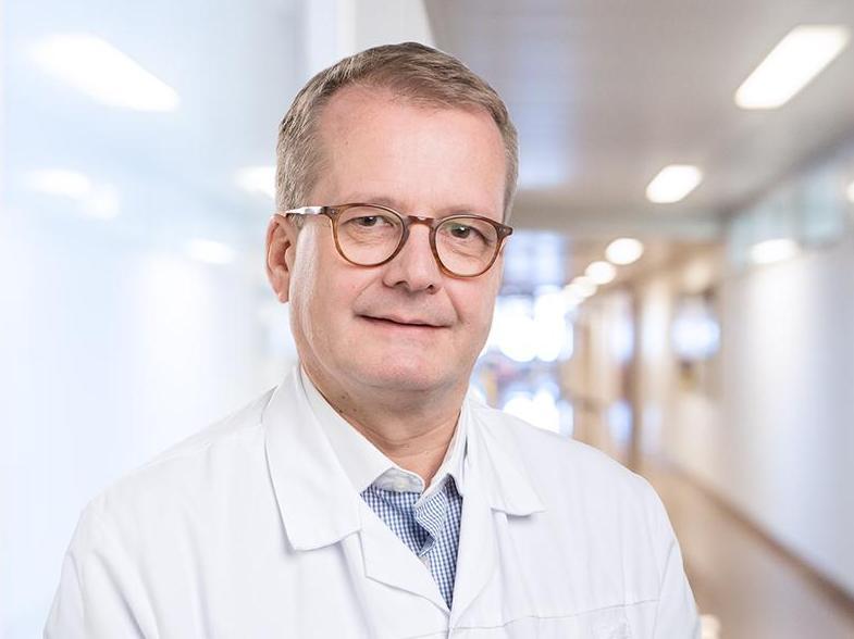 Médecine interne au CHUV: nomination confirmée de Peter Vollenweider