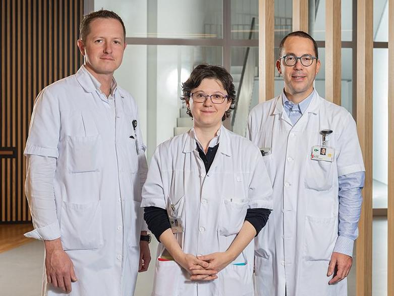 Trois jeunes chercheurs distingués par la bourse «Pépinière»