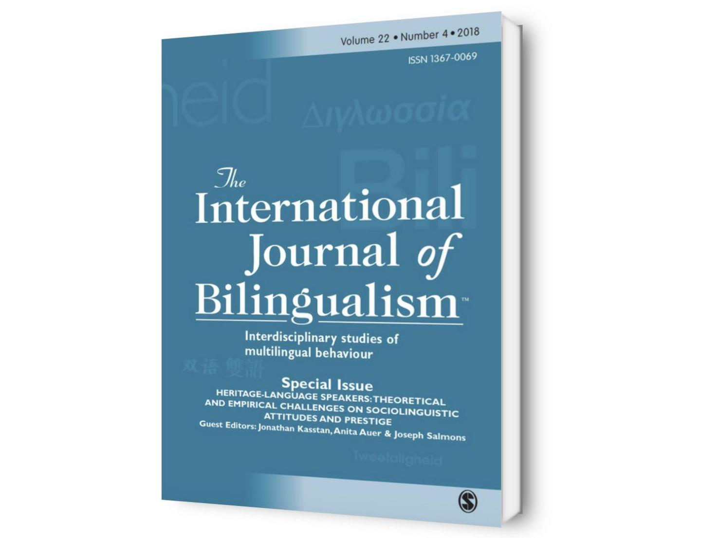 Heritage-language speakers : Theoretical and empirical challenges on sociolinguistic attitudes and prestige