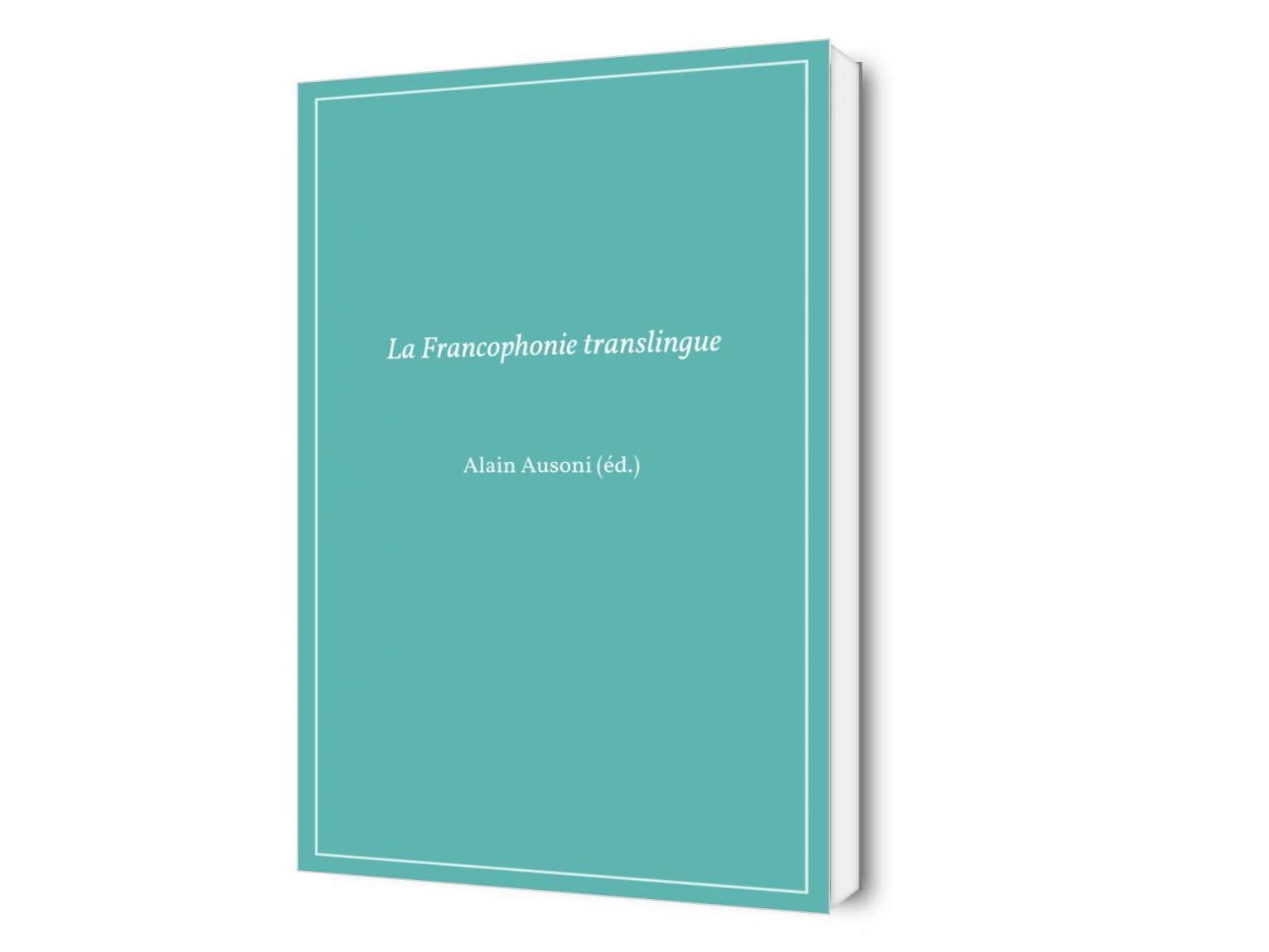 La Francophonie translingue
