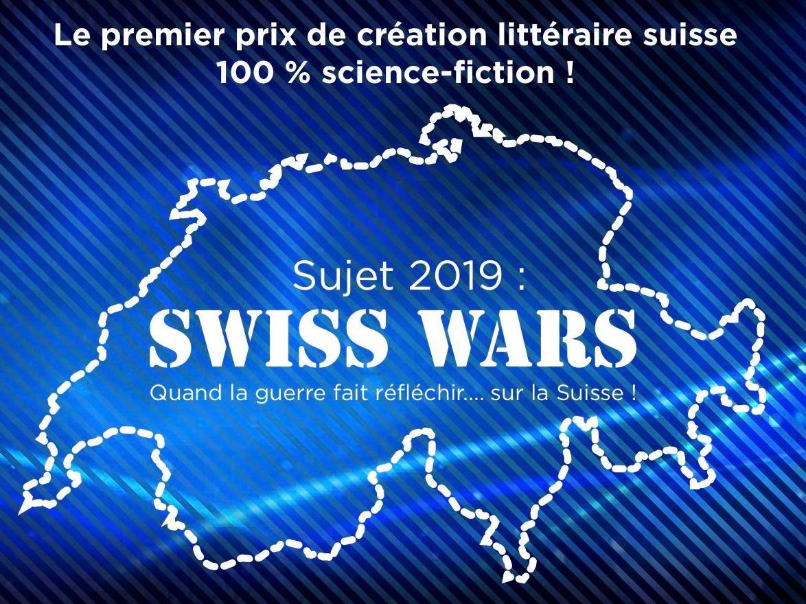 Prix de l'Ailleurs 2019. Swiss Wars: quand la guerre fait réfléchir... sur la Suisse!