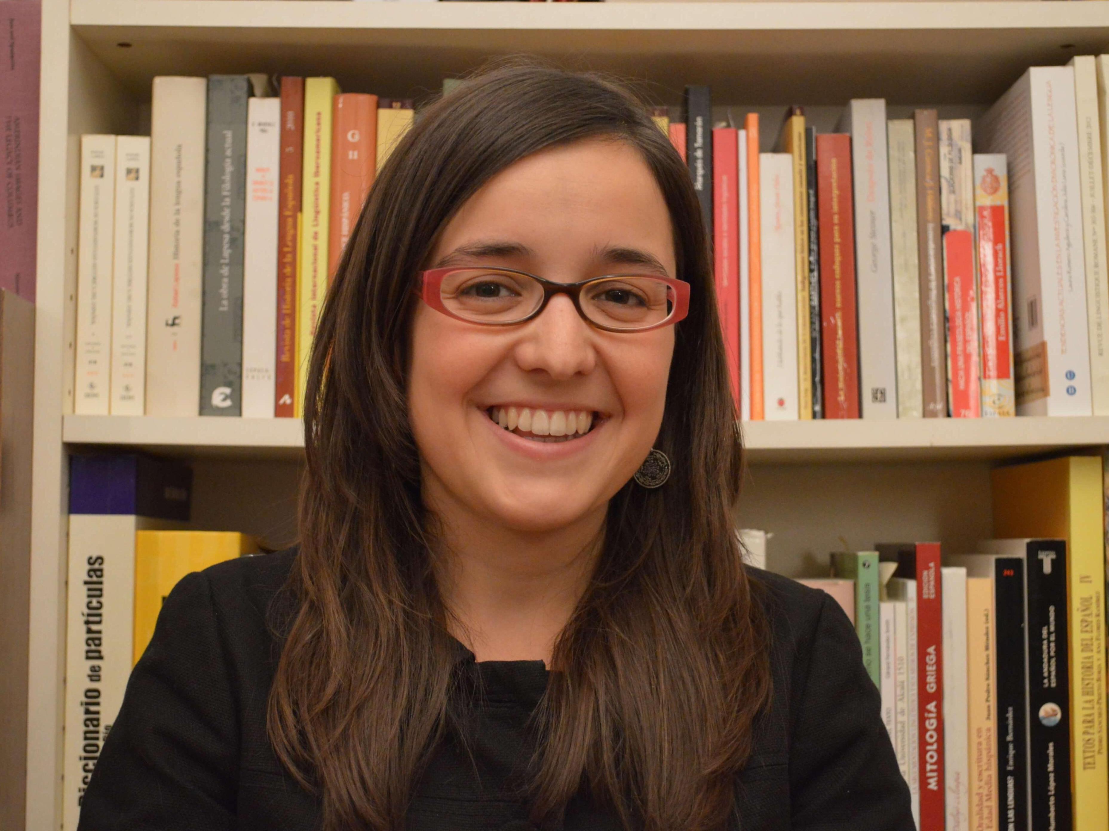 Elena Diez del Corral Areta, Maître d'enseignement et de recherche à la Section d'espagnol