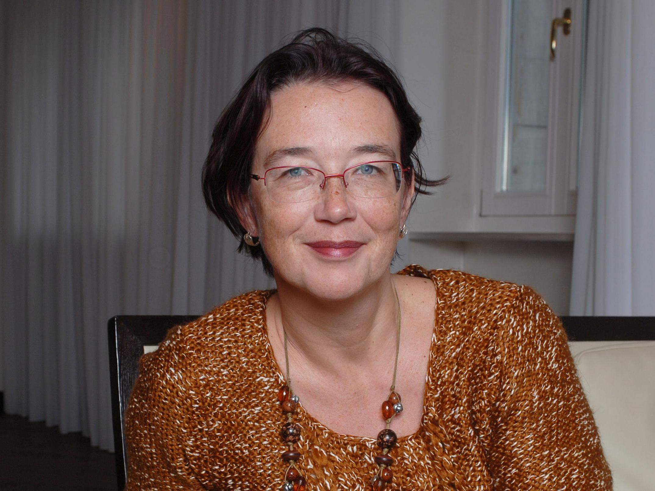 Christine Le Quellec Cottier,  Professeure titulaire en Section de français