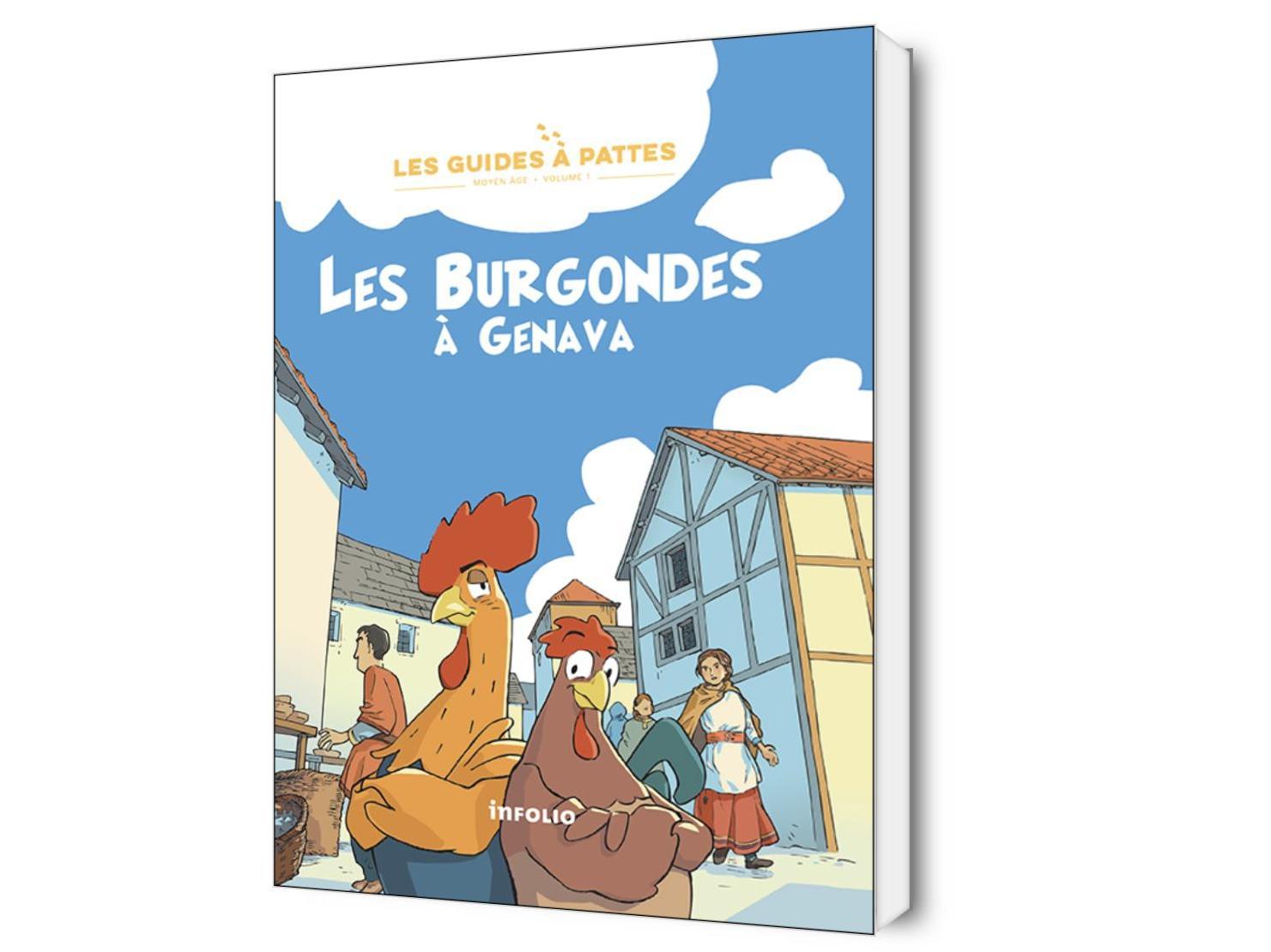 Les Burgondes à Genava