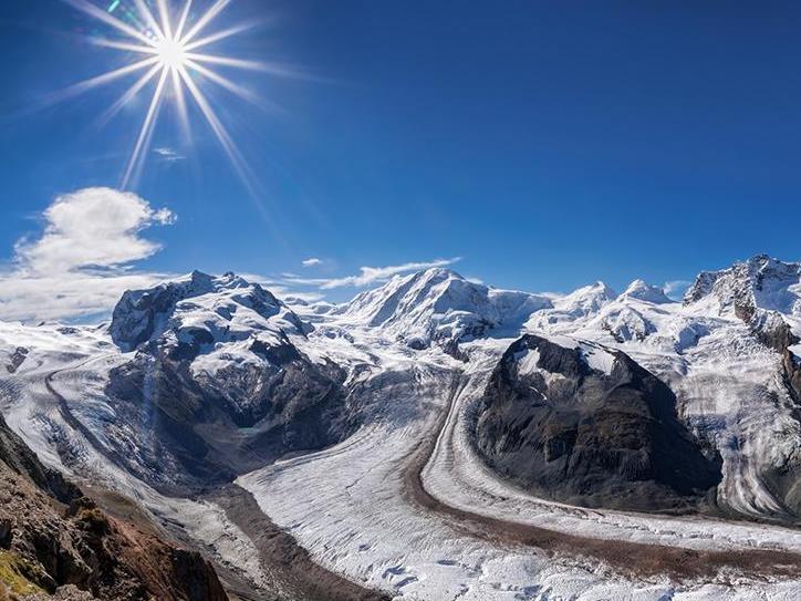 Les glaciers, une assurance sur l'avenir énergétique en voie de liquéfaction