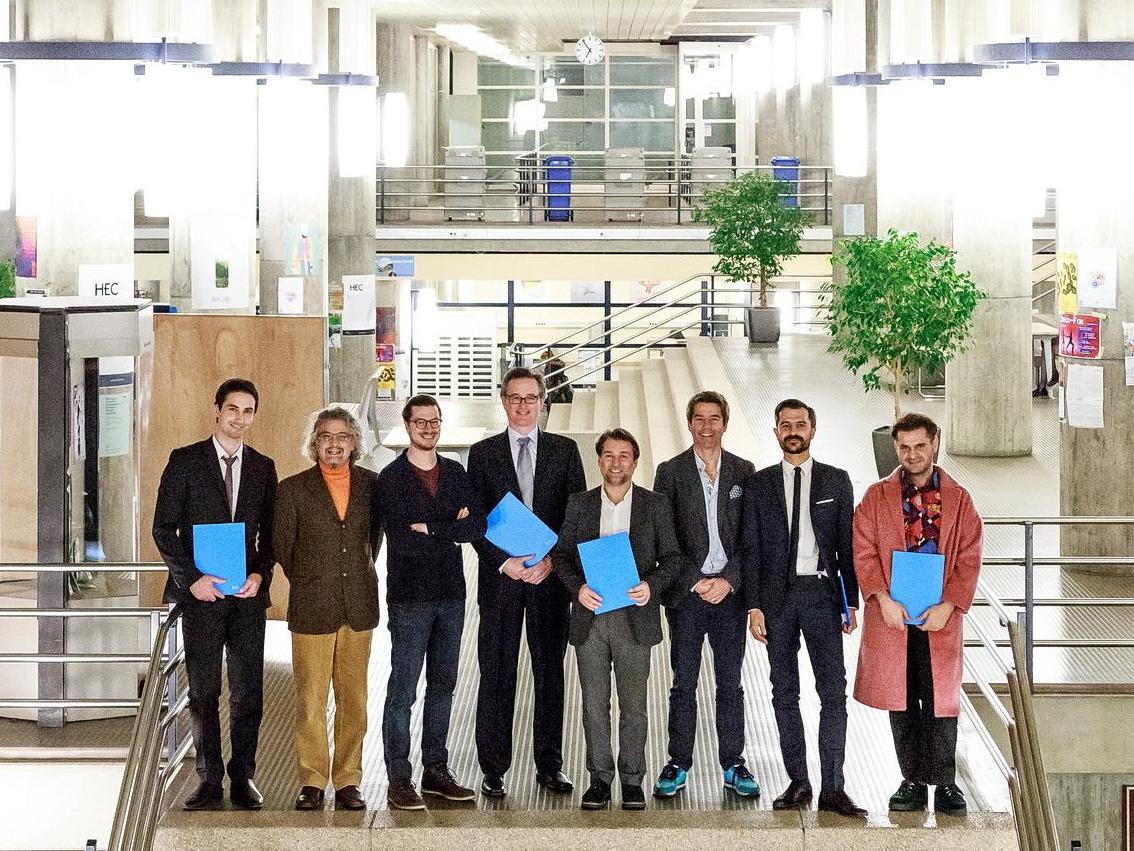Excellence académique: palmarès des thèses récompensées par des prix en 2018