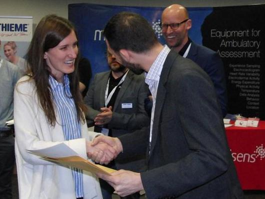 Une doctorante de l'ISSUL reçoit un prix pour ses recherches