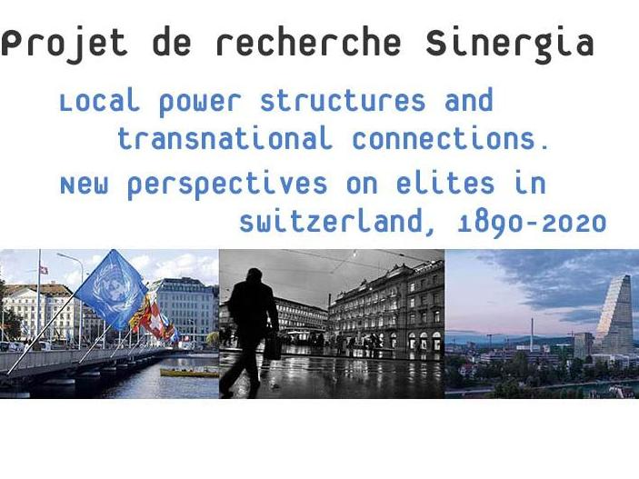 New SNSF Sinergia Research Consortium: The Swiss Elites Observatory recruits !