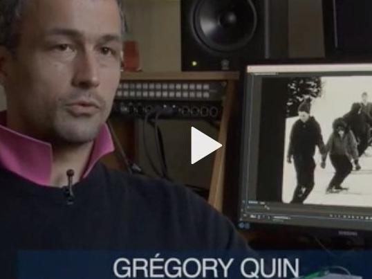 Une intervention de Grégory Quin sur l'histoire des camps de ski et leur contribution au développement de la pratique du ski en Suisse sur la RTS