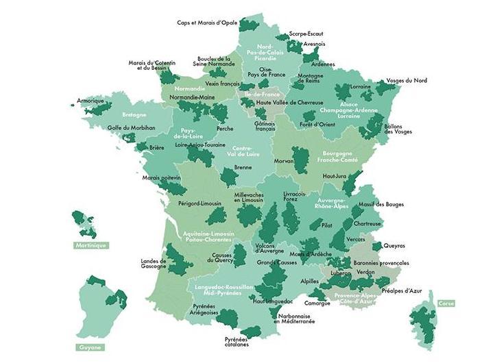 Appel à projet par la Fédération des parcs naturels régionaux de France