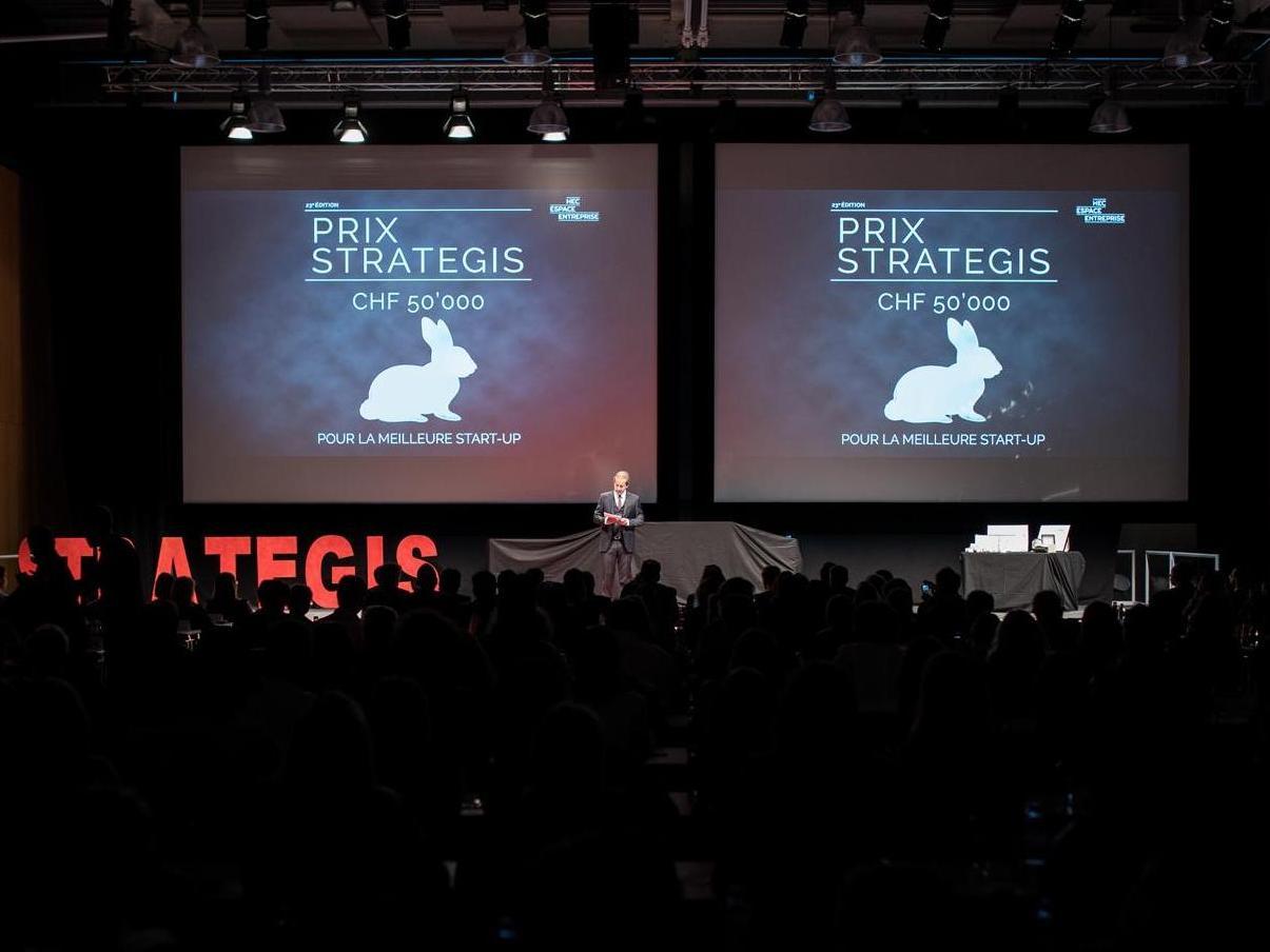 Prix Strategis: félicitations aux 5 start-ups sélectionnées pour la finale!