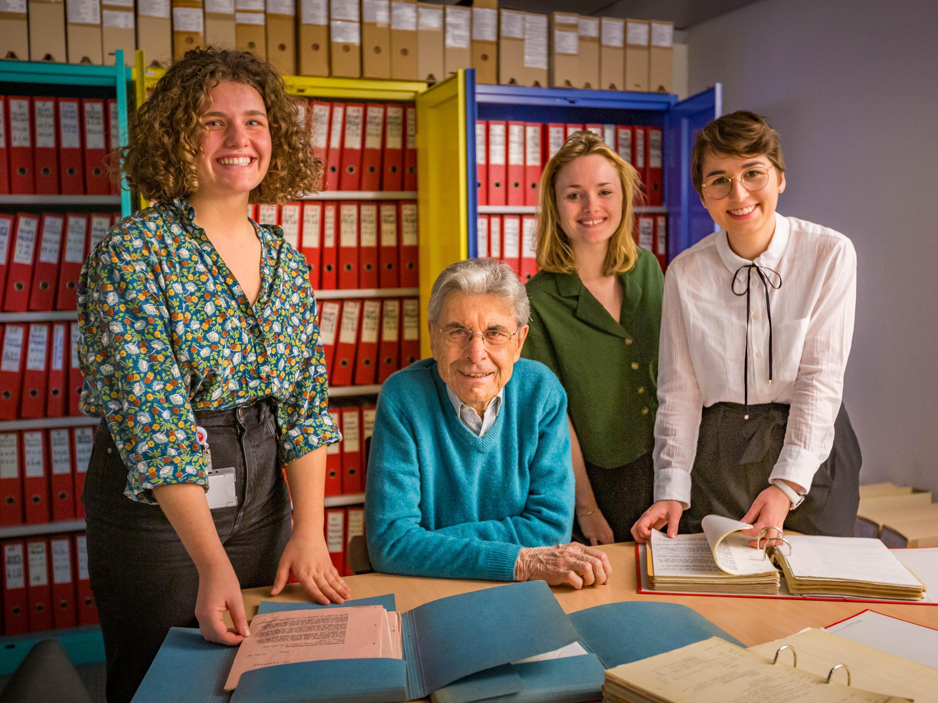 Temps Présent : 50 ans d'archives décortiquées par l'UNIL