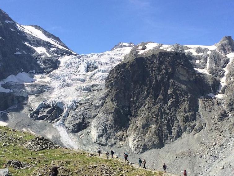 Le changement climatique modifie le débit des eaux en milieu alpin
