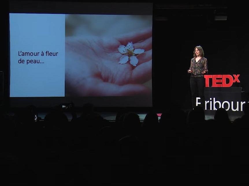 L'amour à fleur de peau | Anik Debrot | TEDxFribourg