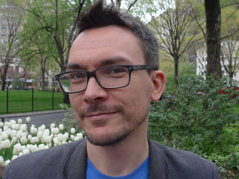 Adrien Bürki, lauréat du Prix littéraire Georges-Nicole 2019