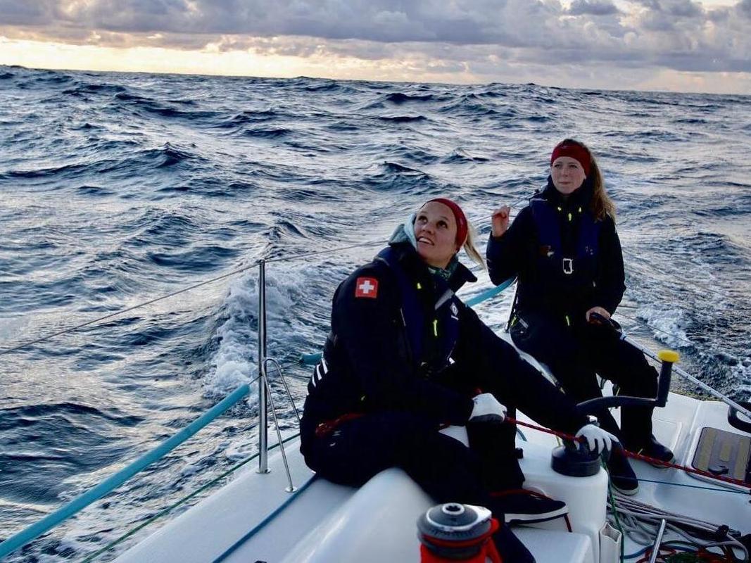 La HEC Lausanne Sailing Team remporte la troisième place du Trophée Mer de la Course Croisière EDHEC