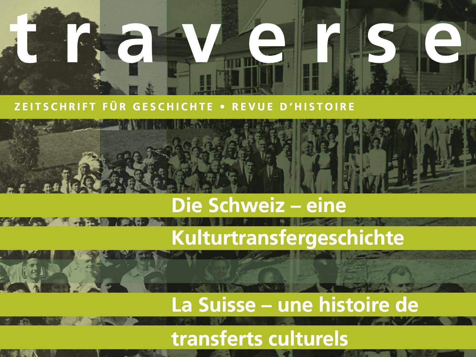 «La Suisse, une histoire de transferts culturels»