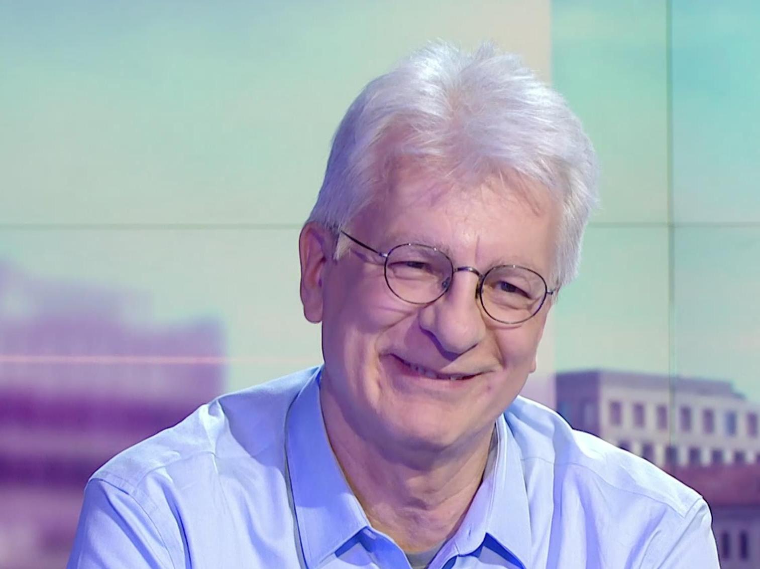 """Le philosophe Dominique Bourg se livre dans l'émission """"Pardonnez-moi"""""""