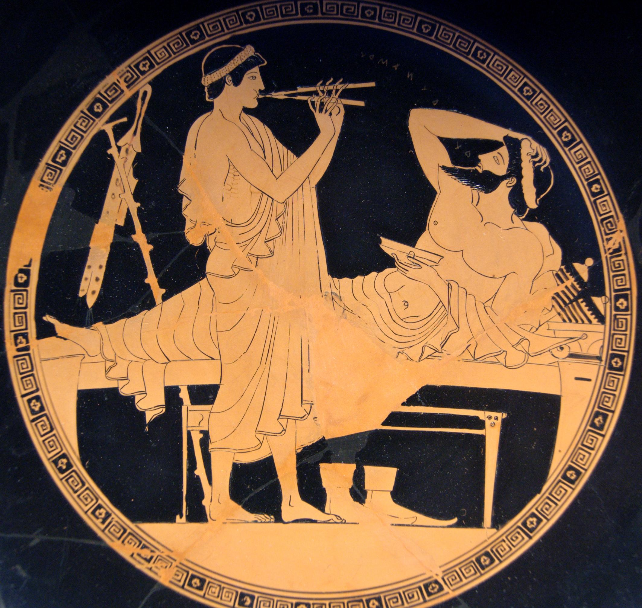Semaine de découverte du grec ancien