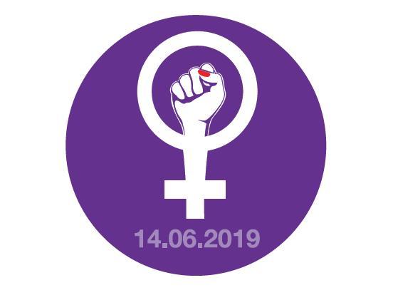 La grève des femmes sur le campus et à Lausanne