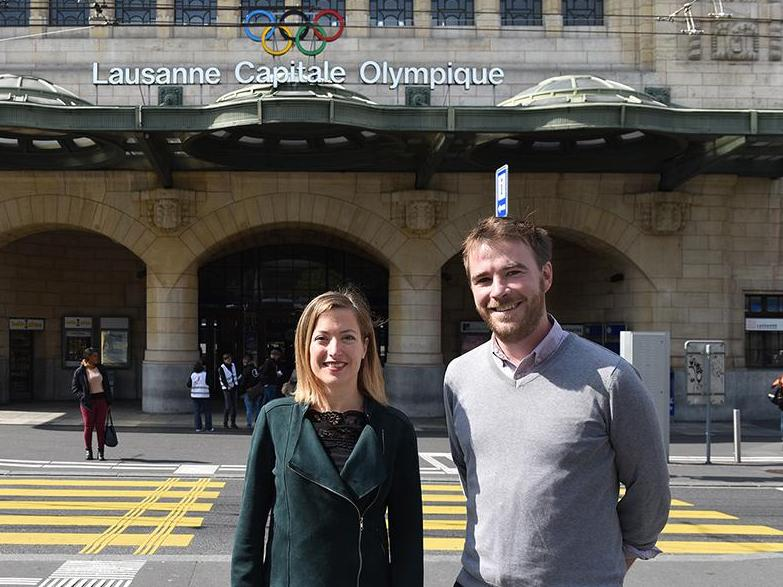 L'Hôpital ophtalmique Jules-Gonin ouvre une consultation à la gare de Lausanne