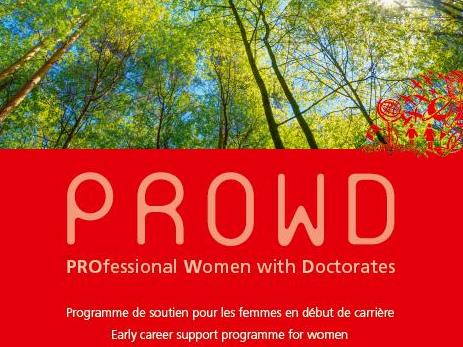 2e édition du programme PROWD : les inscriptions sont ouvertes !