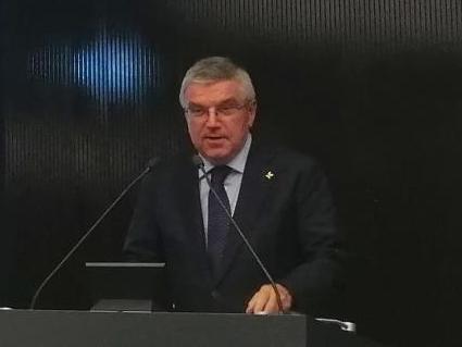 Sport Future Rendez-Vous avec la participation du président du CIO