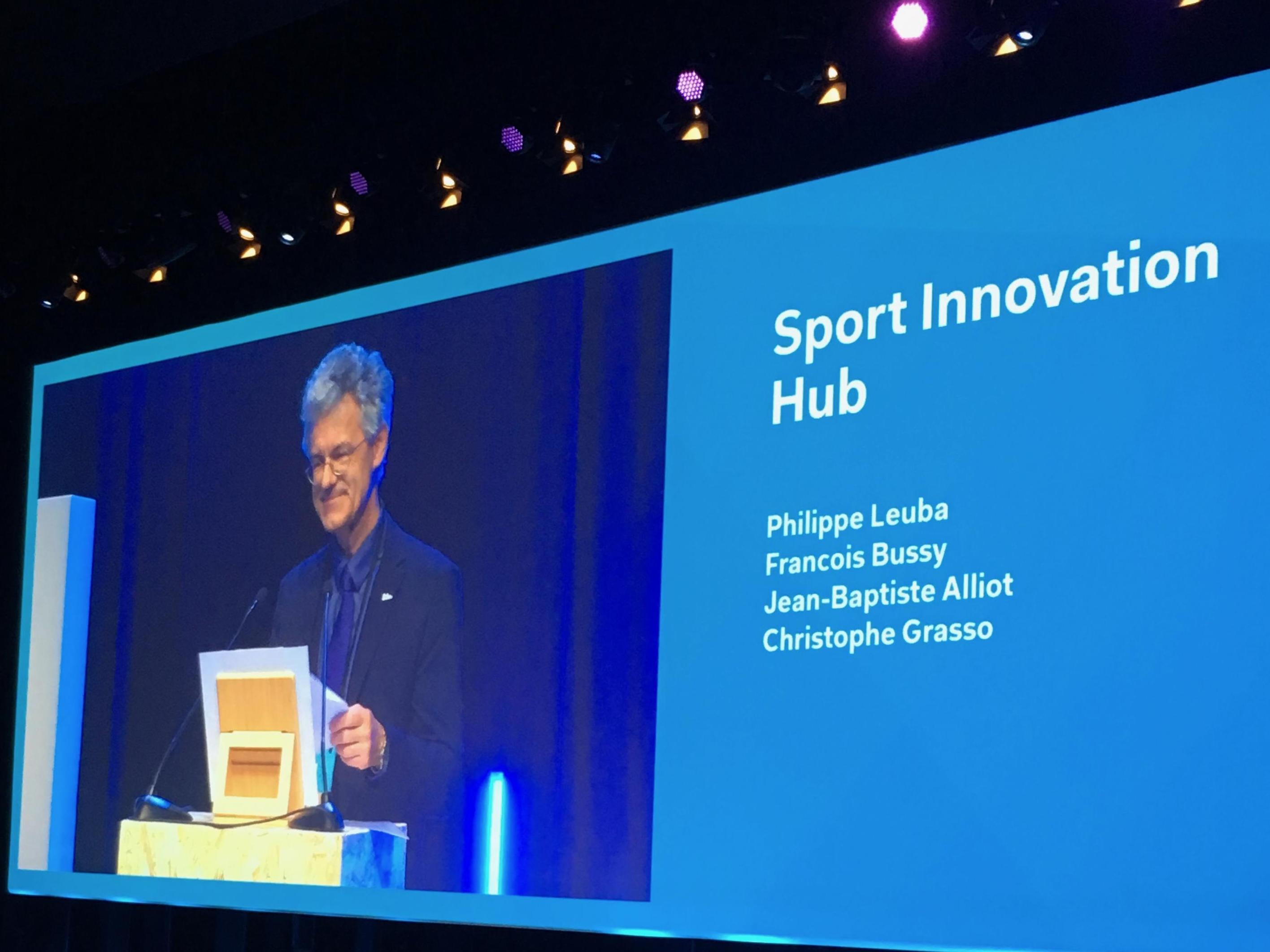 L'UNIL présente à THE SPOT avec ses partenaires du réseau Smart Move