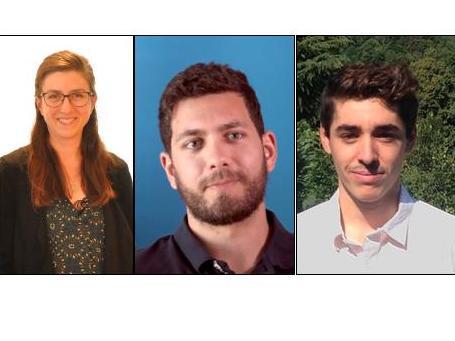 Interviews des 3 gagnants du concours des meilleurs posters