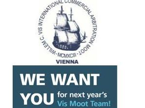 Be a part of the UNIL Vis Moot team 19/20!