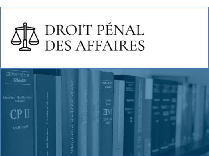 Un site consacré au droit pénal des affaires voit le jour
