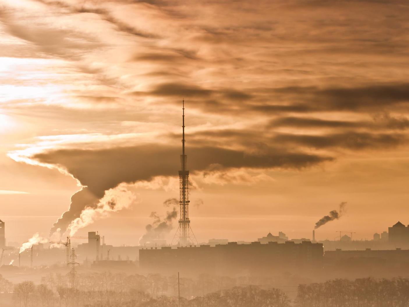 La canicule fait grimper les concentrations en ozone