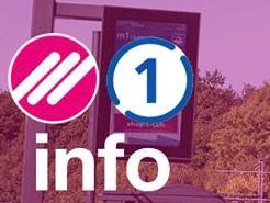 Interruption du métro m1 entre Lausanne-Flon et EPFL du 15 au 28 juillet 2019