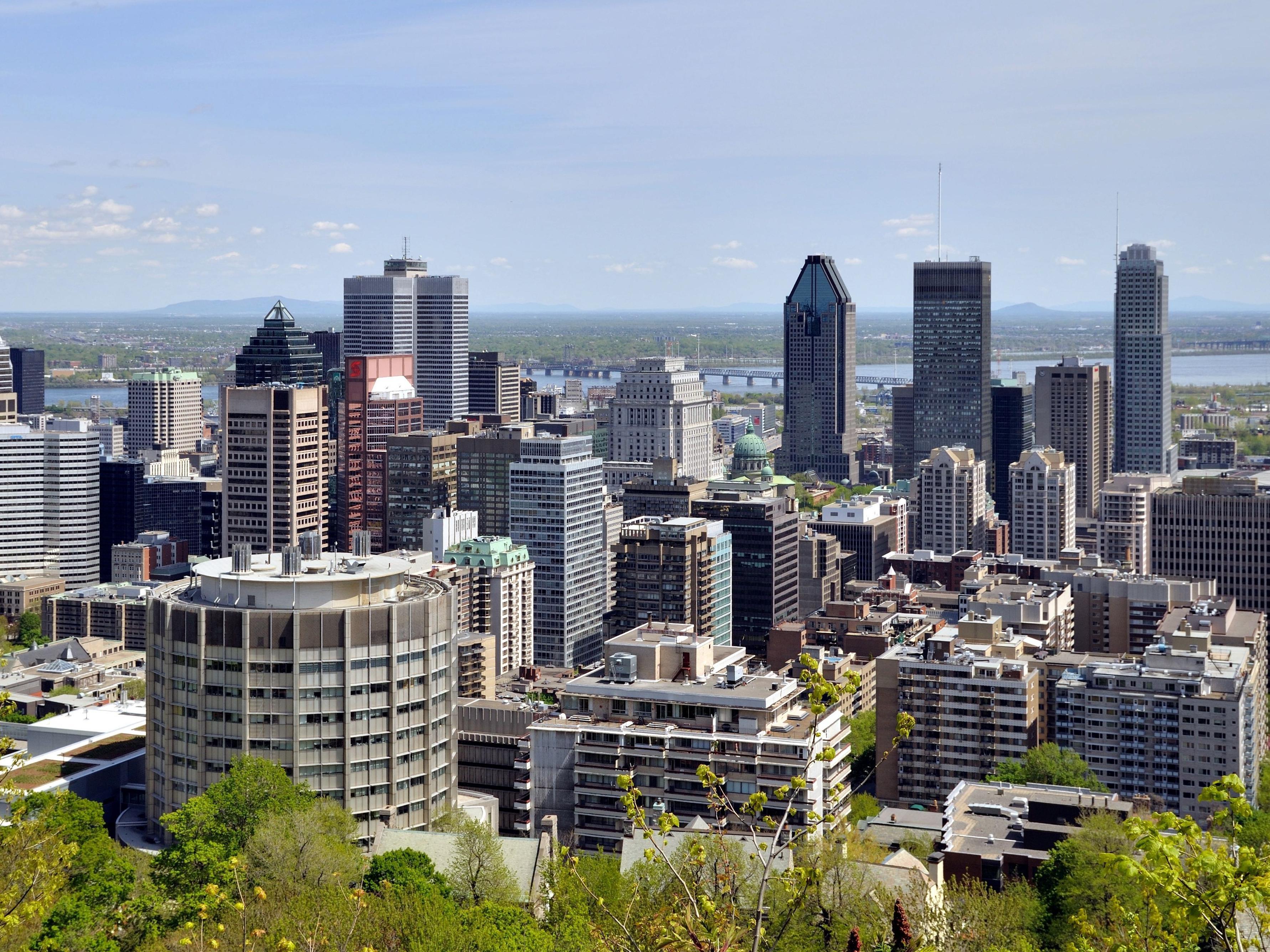 Bourses pour un séjour à Montréal