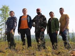 Fieldwork in Siberia
