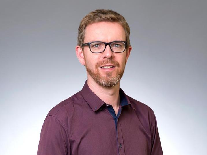 Andy Bécue, professeur associé