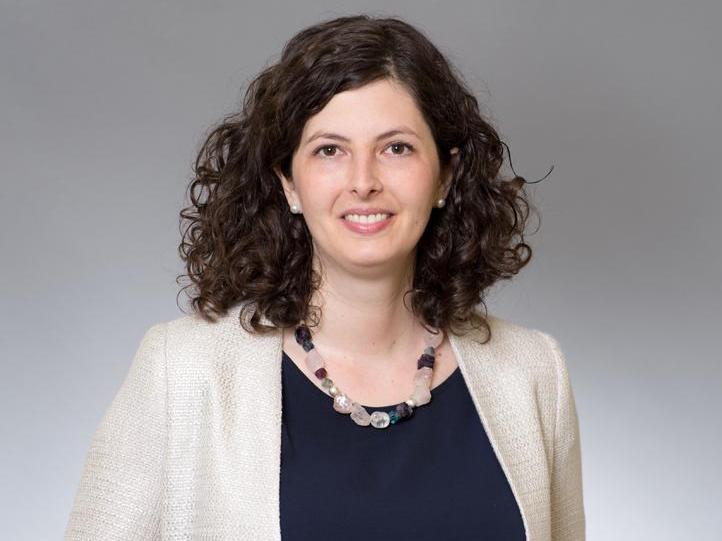 Flavia Fossati, professeure assistante en prétitularisation conditionnelle