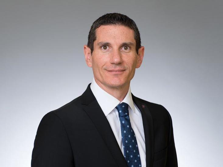 Thierry Largey, professeur associé