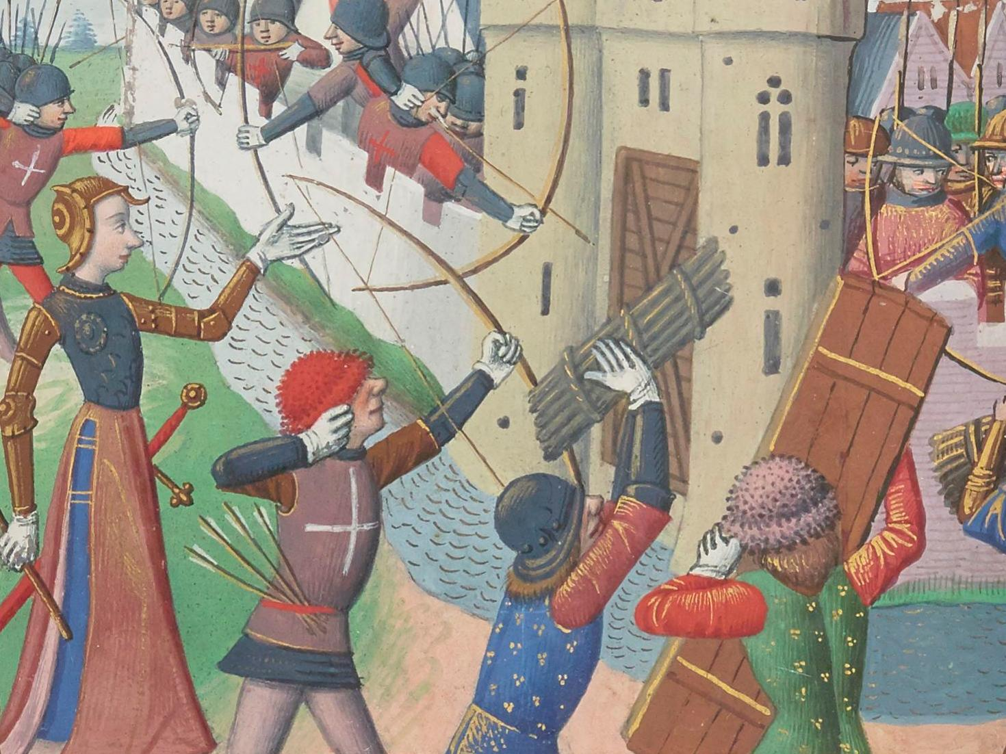 Culture, civilisation et résurgences du Moyen Âge : programme 2019-2020