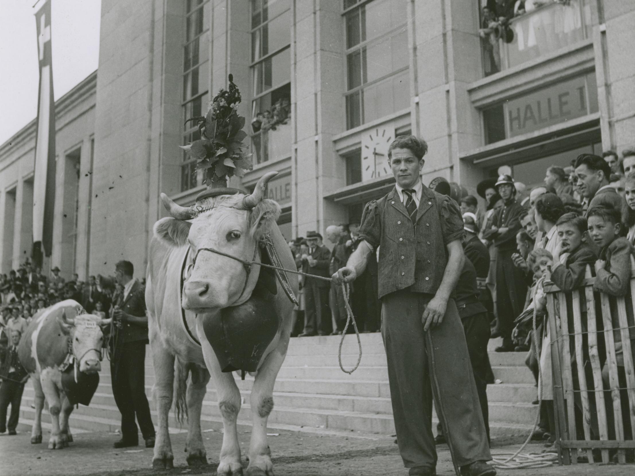 Un siècle après la création du Comptoir Suisse, que reste-t-il de la manifestation?