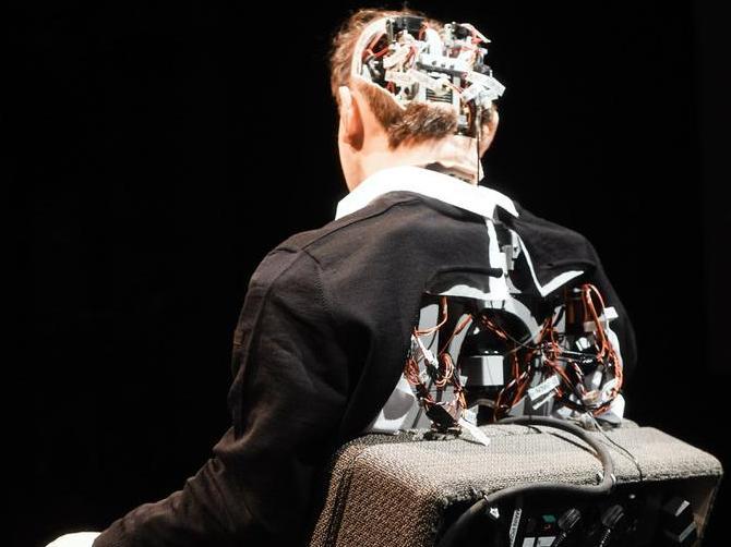 Marche robotique / Se questionner autour de l'Intelligence Artificielle et des robots