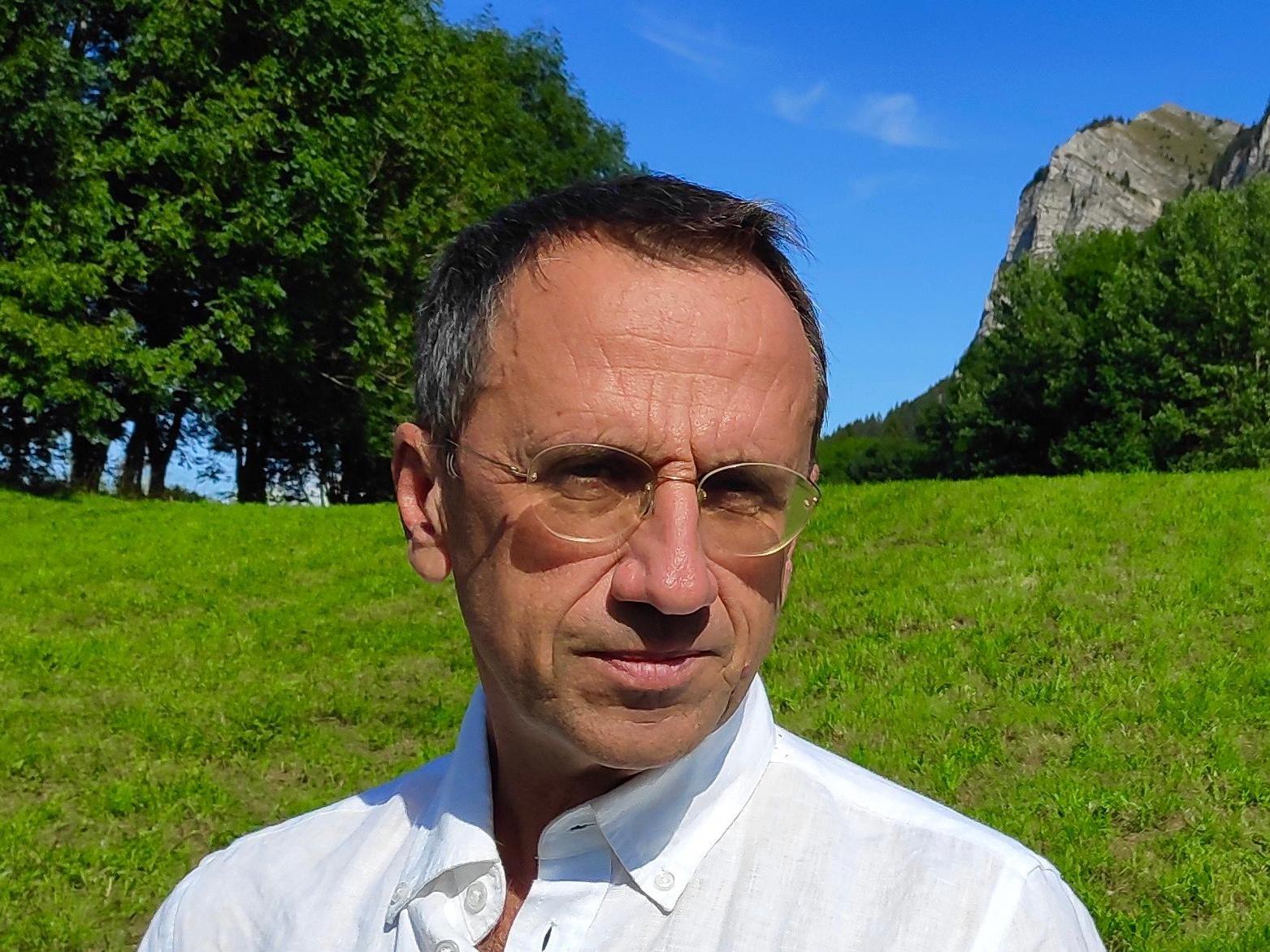 Bruno Maurer, Professeur ordinaire et Directeur de l'École de français langue étrangère