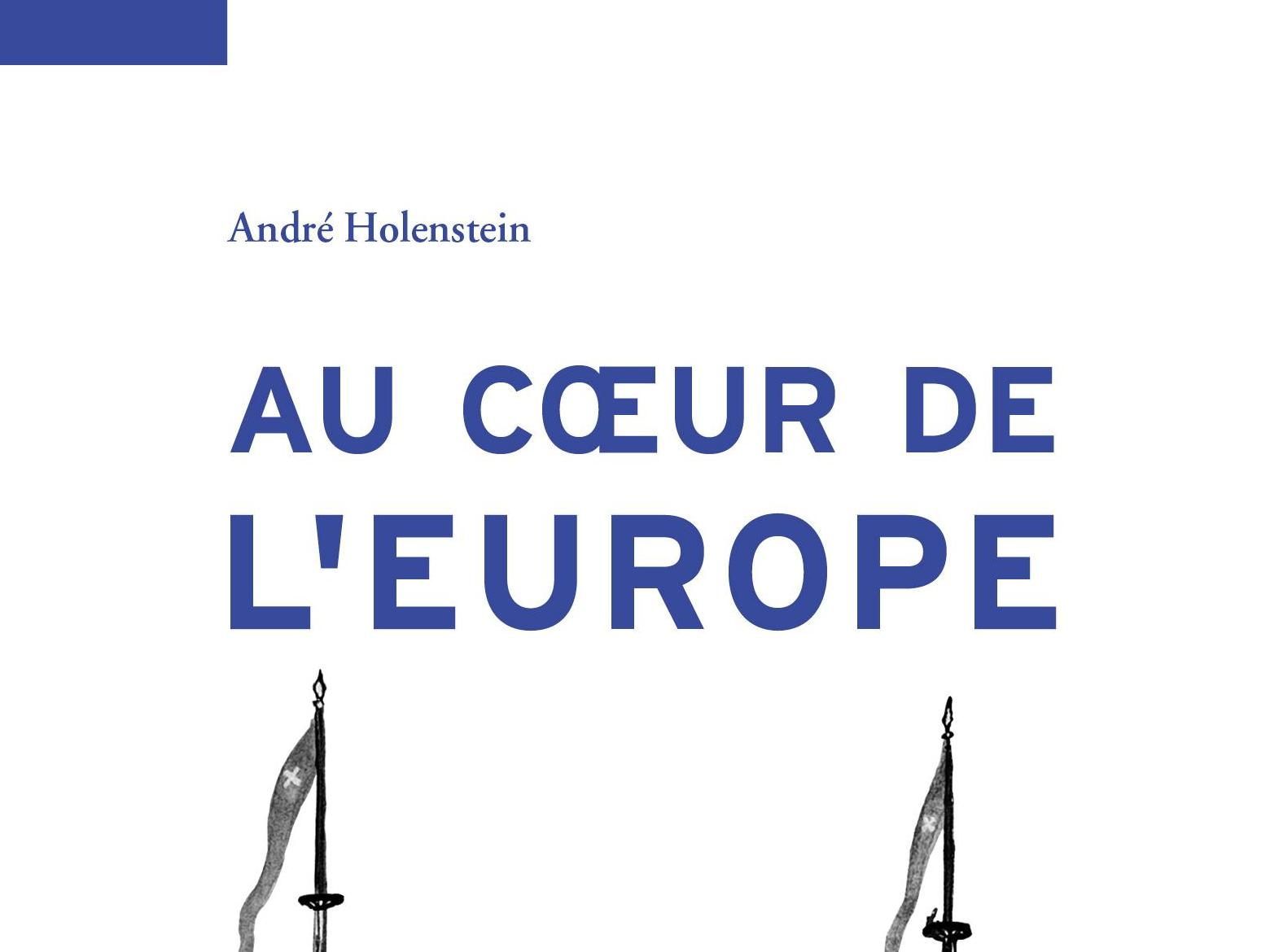 """Conférence d'André Holenstein : """"Au coeur de l'Europe. Une histoire de la Suisse entre ouverture et repli"""", 23 septembre 2019, Anthropole 5033"""