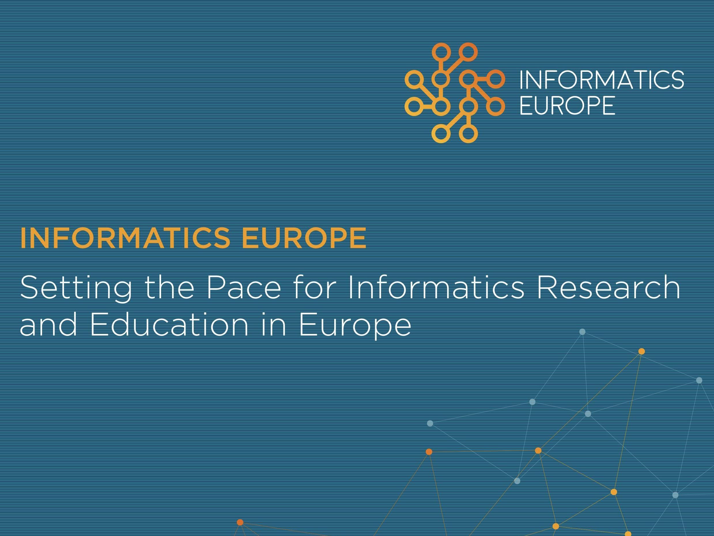 La section des sciences du langage et de l'information rejoint le réseau Informatics Europe
