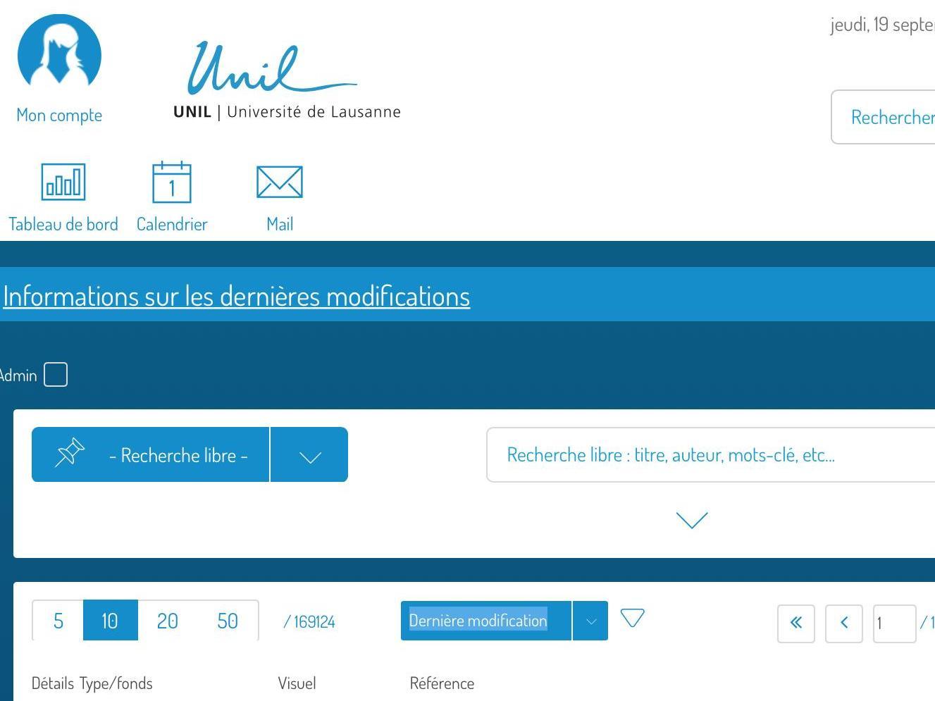 Près de 2000 publications UNIL/CHUV disponibles en libre accès dans SERVAL grâce aux licences nationales
